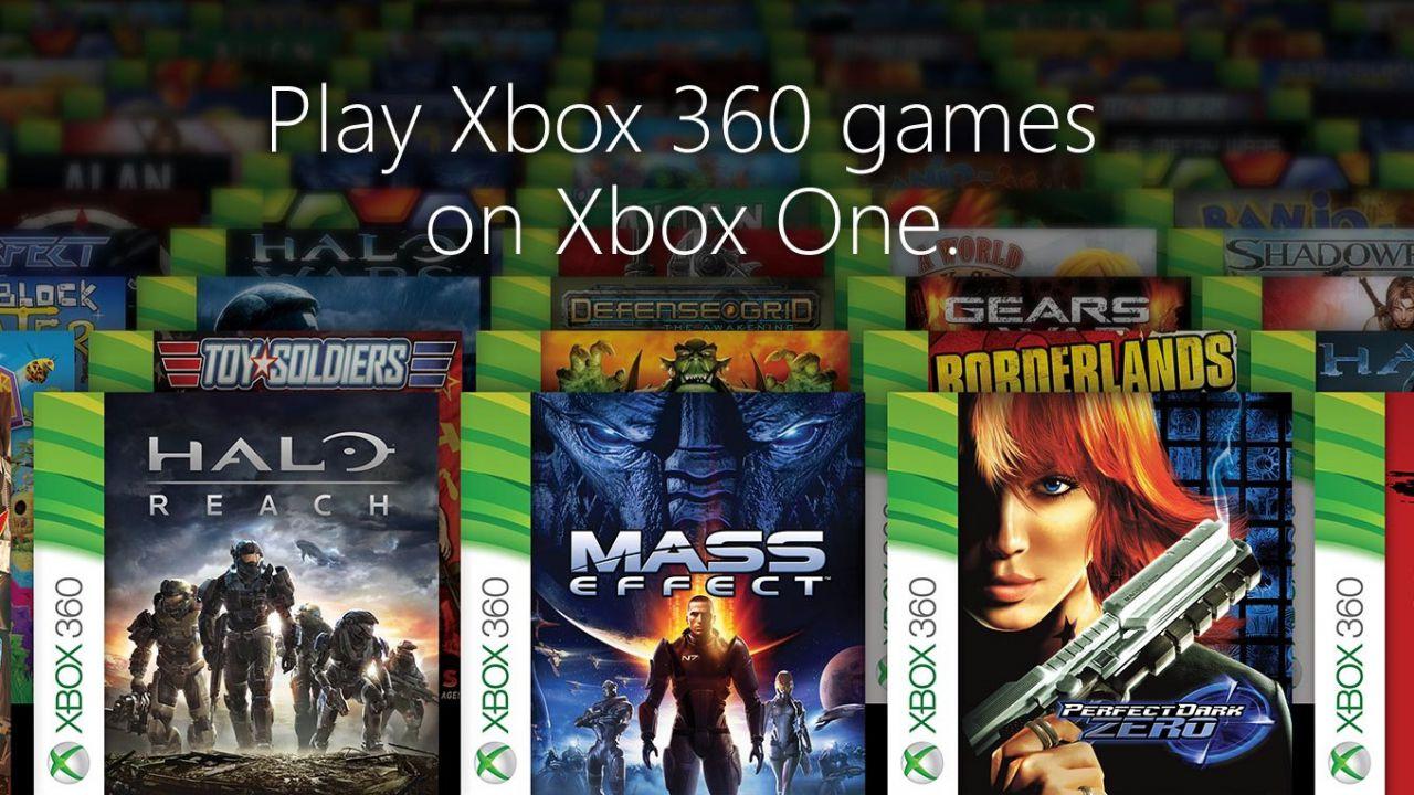 Xbox One: grande successo per i titoli retrocompatibili