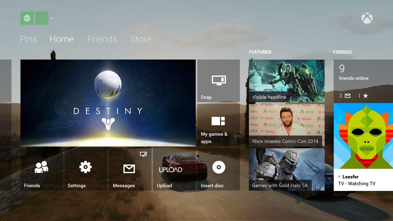 Xbox One: iniziato il rollout dell'aggiornamento di febbraio
