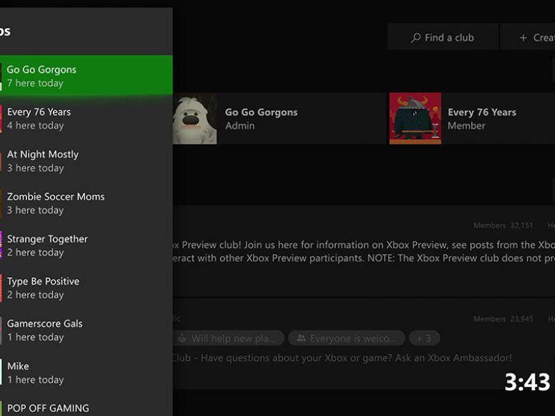 Xbox One: Microsoft introduce i filtri contro molestie e bullismo online