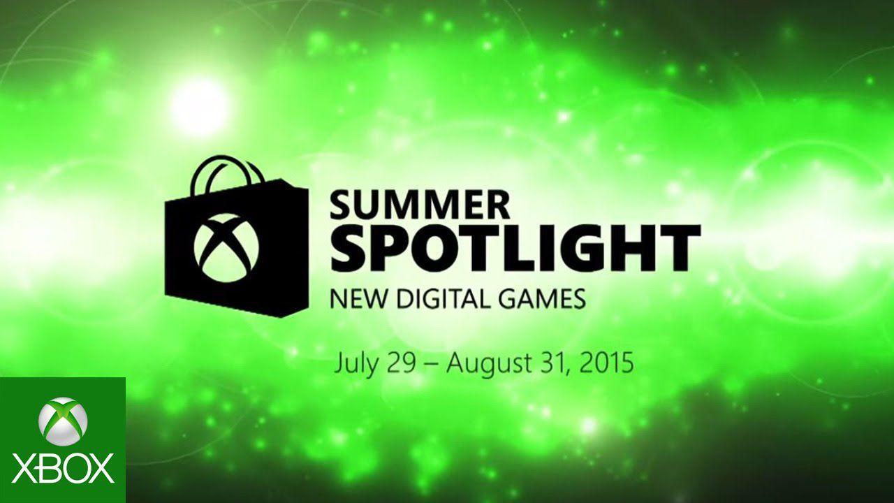 Xbox One: Microsoft svela l'iniziativa Summer Spotlight