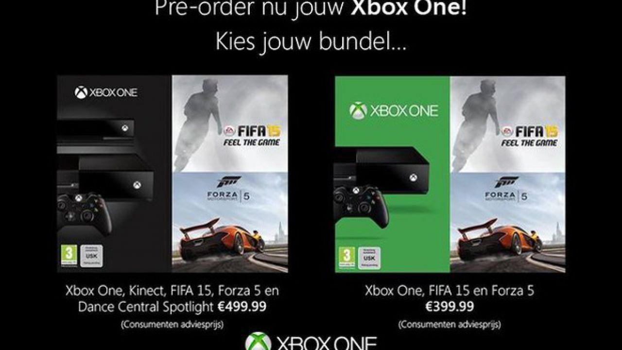 Xbox One: Microsoft taglia il prezzo della console negli USA per le festività natalizie