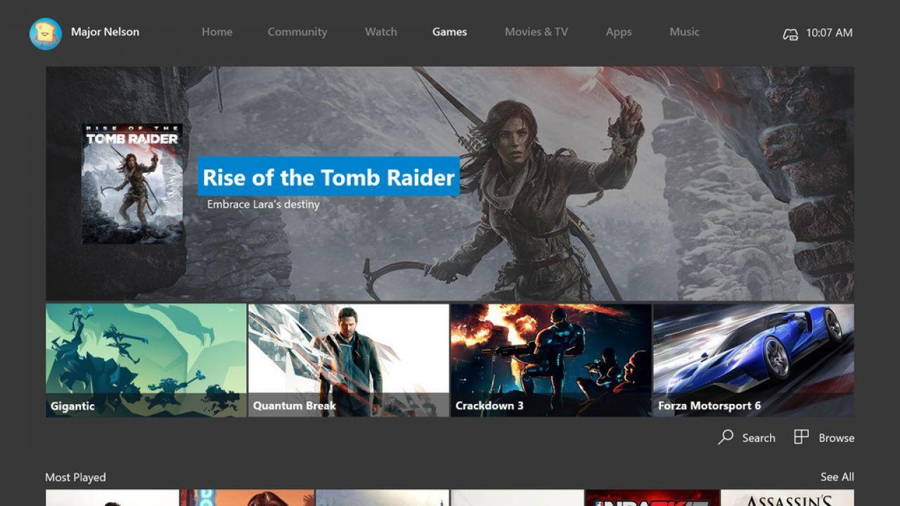 Xbox One: la nuova build della NXE permette di riconfigurare i tasti del controller