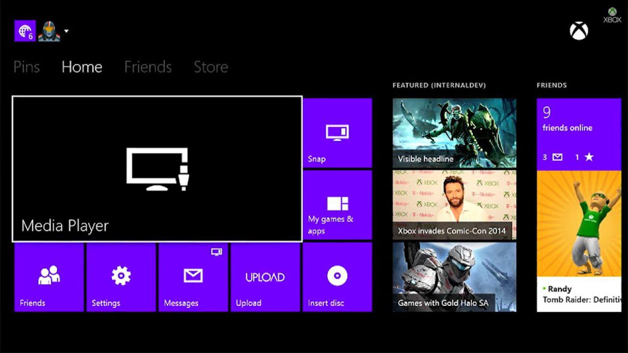 Xbox One: la nuova dashboard verrà mostrata a gennaio?