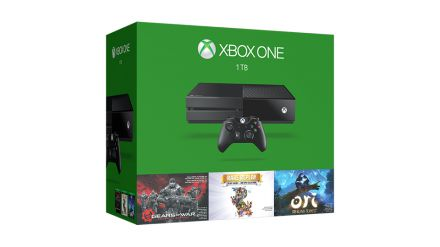 Xbox One: nuovo bundle con Gears of War, Rare Replay e Ori and the Blind Forest