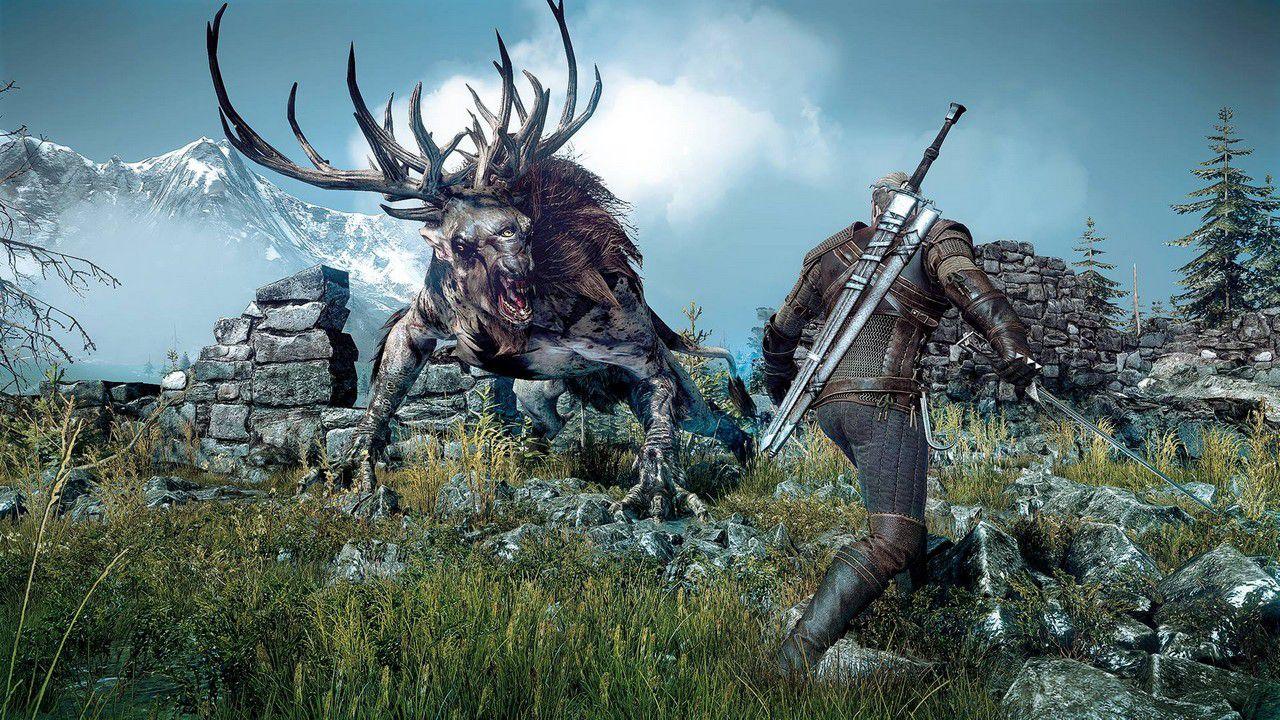 Xbox One personalizzata per The Witcher 3 Wild Hunt