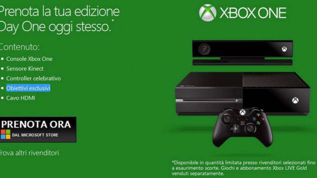 Xbox One: PlayStation 4 battuta la scorsa settimana nel Regno Unito?