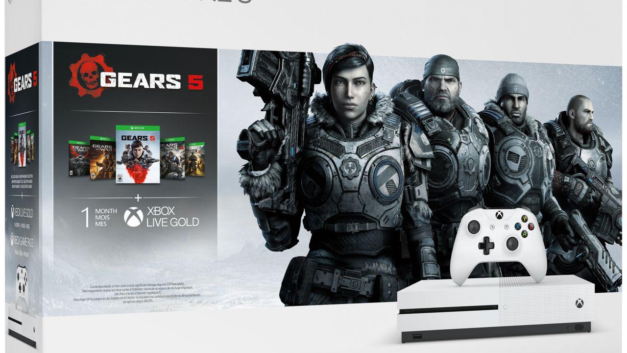 Xbox One S: tutti i bundle in offerta a 219,98 euro da GameStopZing