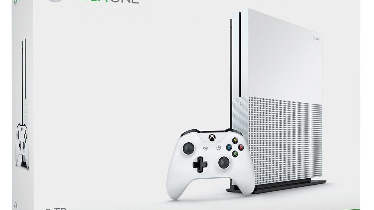 Xbox One S è più veloce di Xbox One