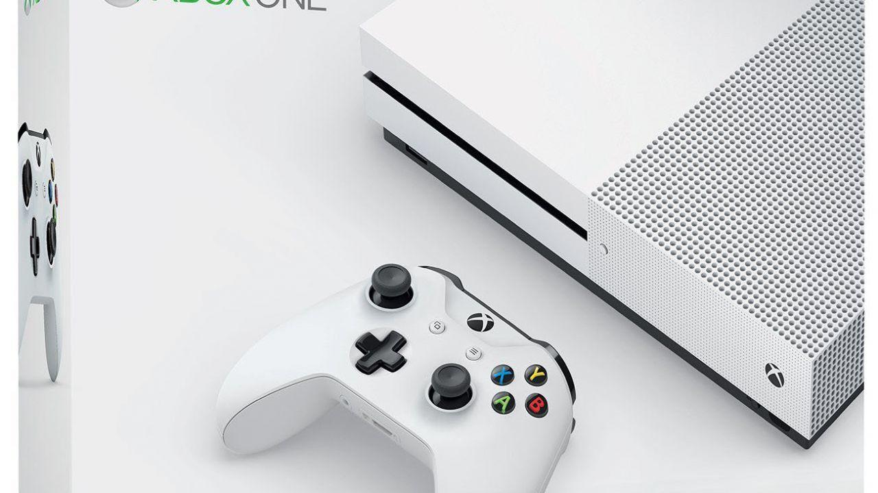 Xbox One S: svelato un bundle con Halo 5