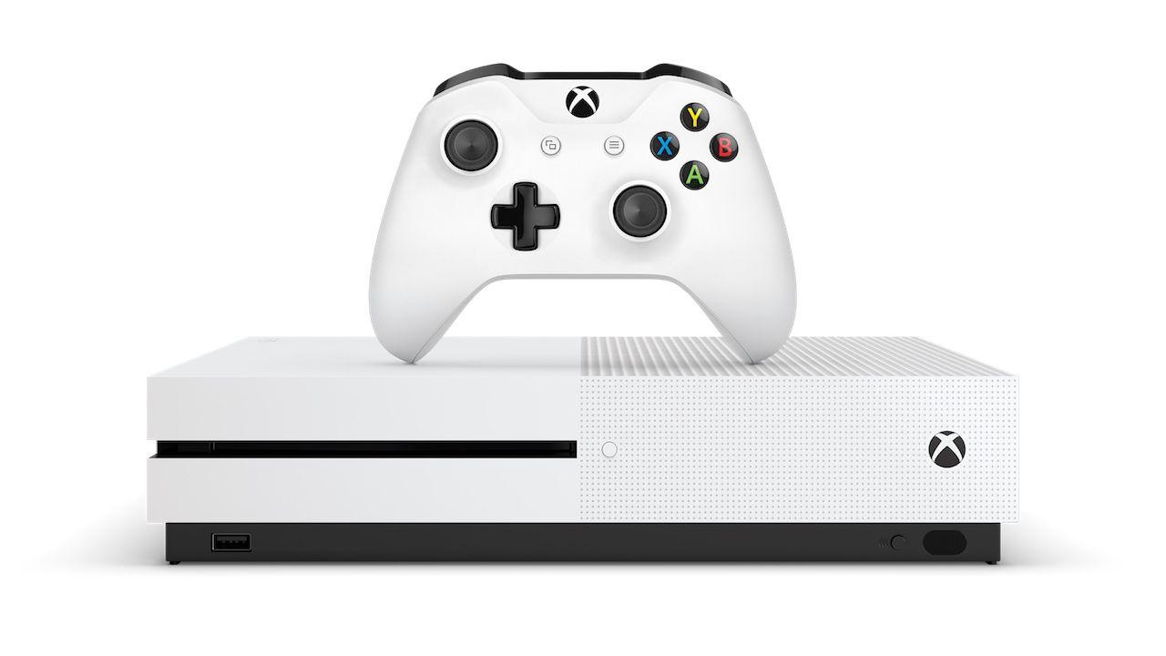 Xbox One S: vediamone l'unboxing