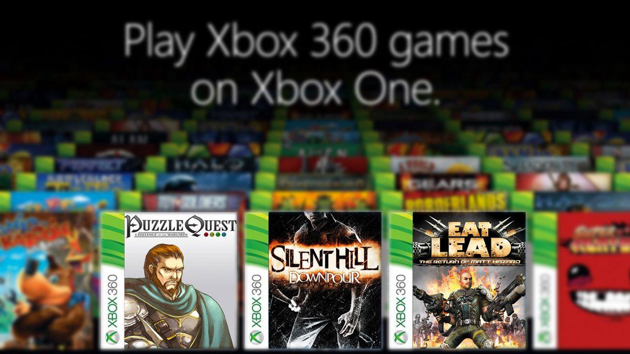 Xbox One: tre nuovi giochi entrano a far parte del programma retrocompatibilità