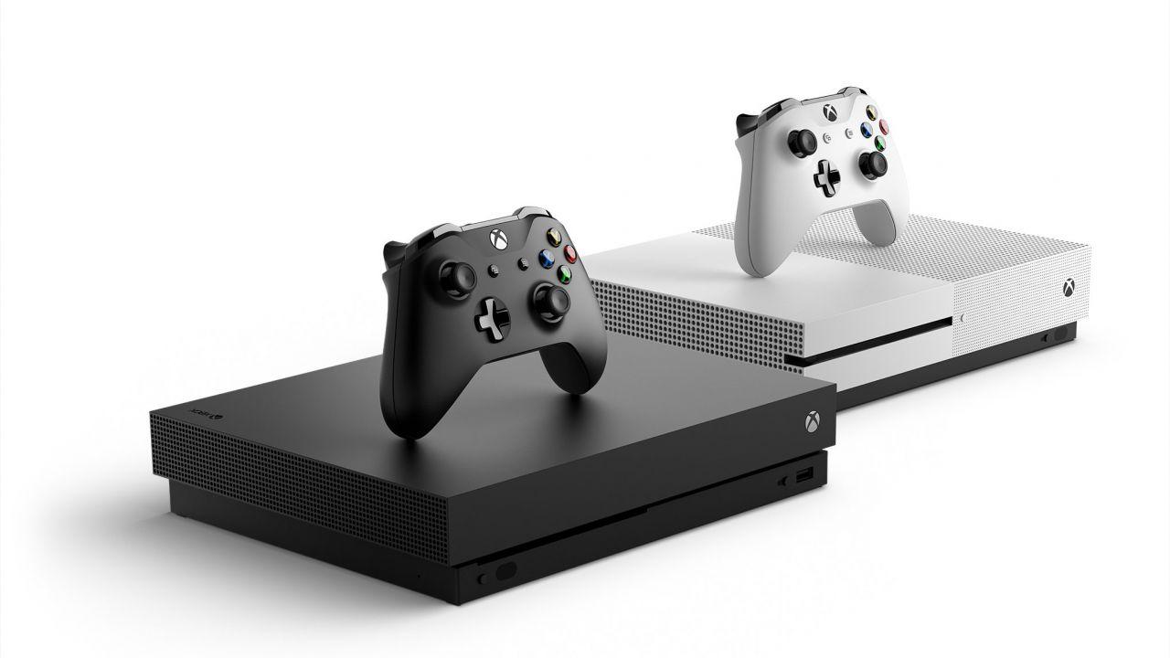 Xbox One X e One S: sconto di 50 euro su tutti i bundle e FIFA 19 in regalo