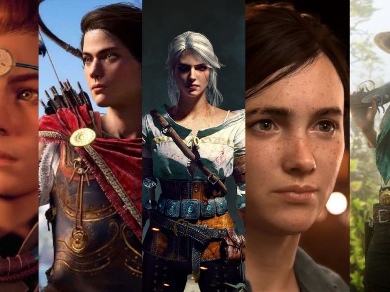 Xbox and PlayStation celebrate Women's Day: from Returnal to Minecraft