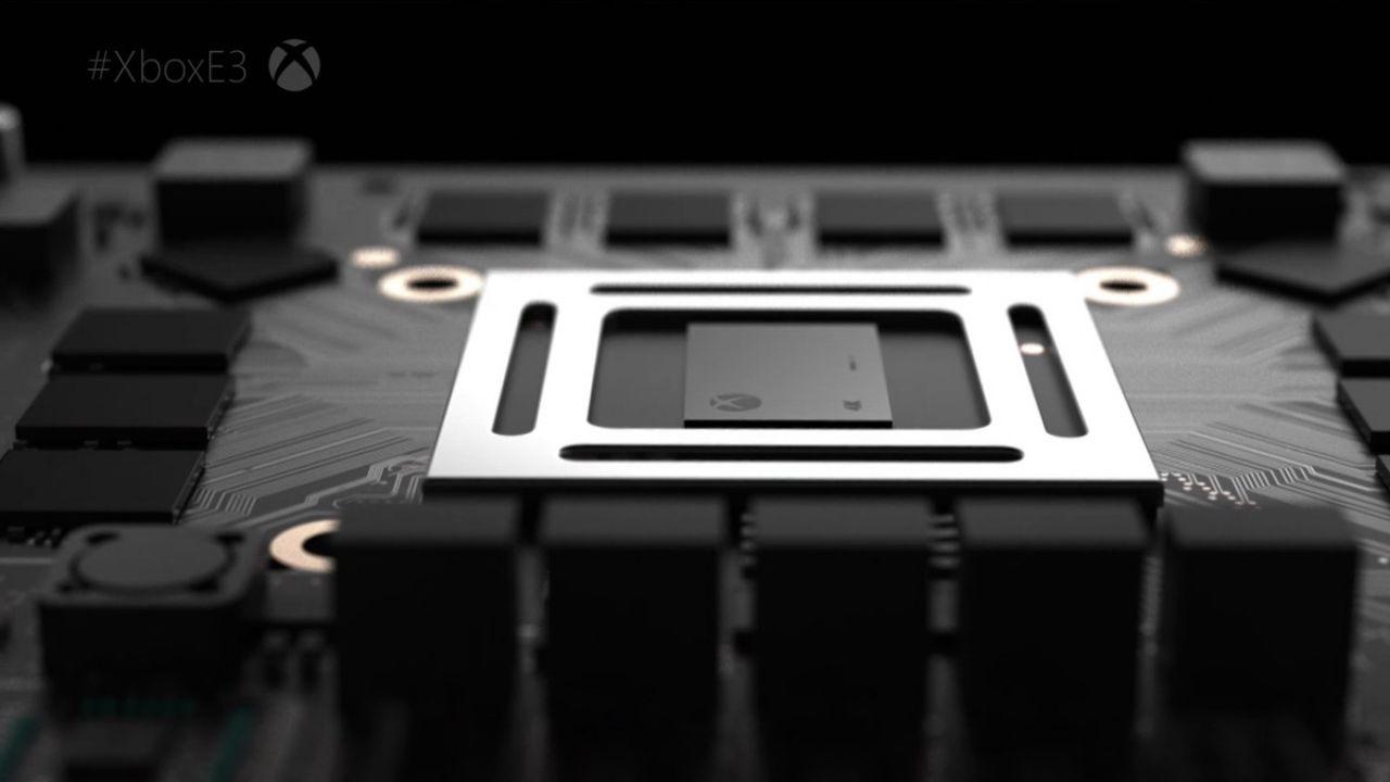 Xbox Scorpio: 6 teraflops per ottenere il massimo dalla VR