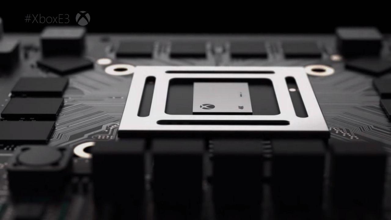 Xbox Scorpio sarà 4,5 volte più potente di Xbox One