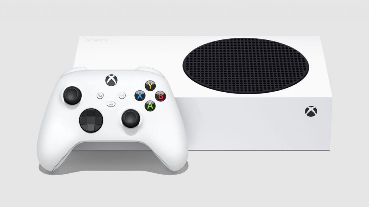 Xbox Series S disponibile da Euronics con opzione Prenota e Ritira