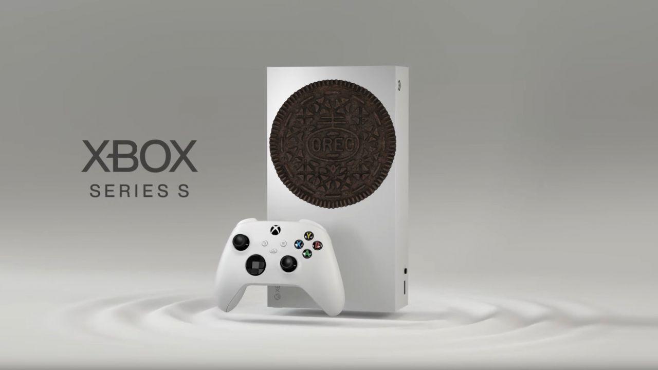 Xbox Series S al gusto Oreo? Ecco nuove immagini della console