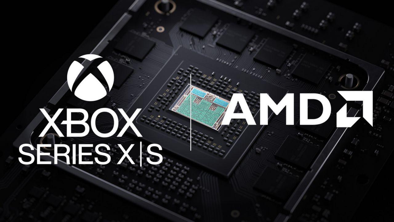 Xbox Series X|S sono le uniche console nextgen basate interamente su RDNA 2, per Microsoft