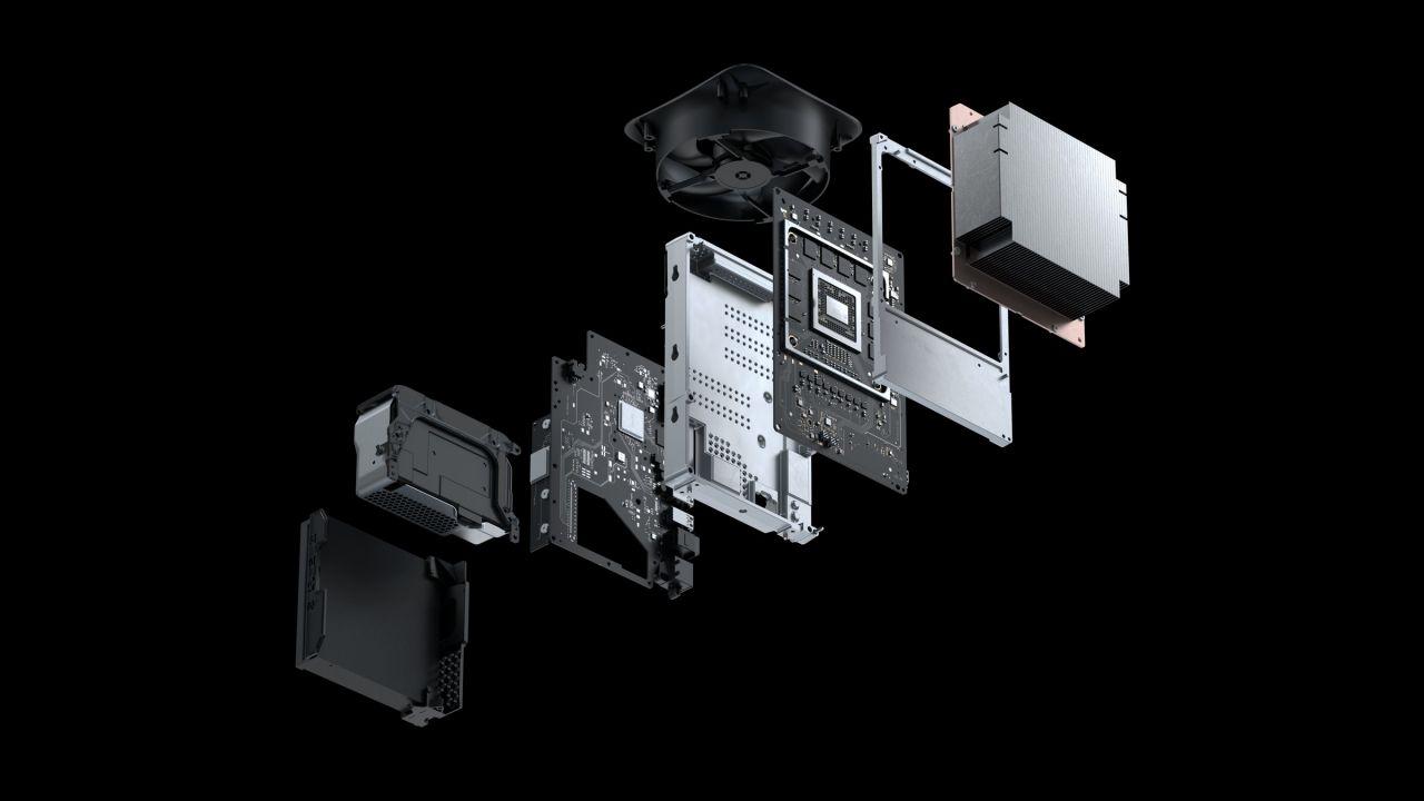 Xbox Series X: Per DF l'architettura della GPU è simile ad una RX5700 con Ray Tracing:sarà così?