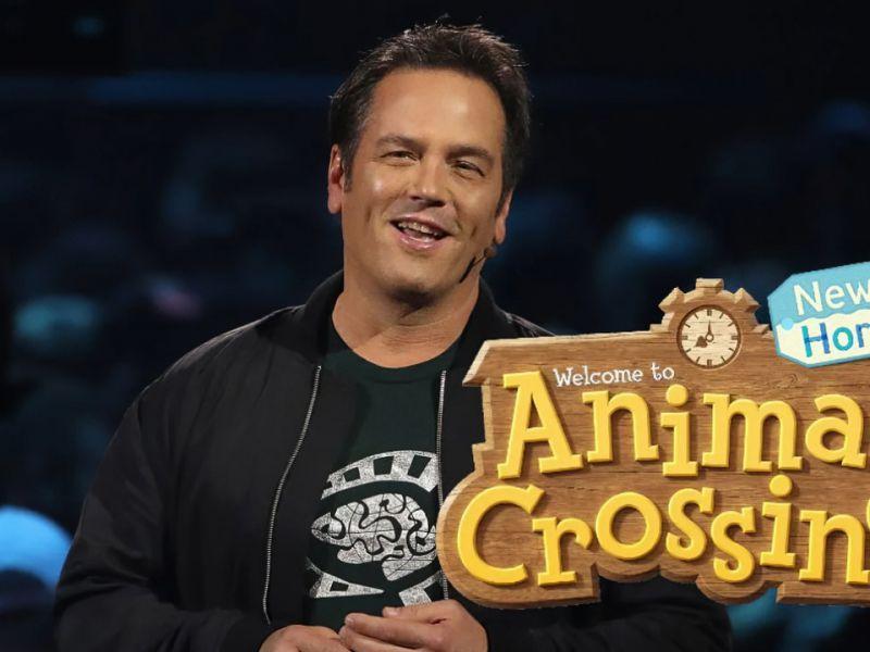 Xbox Series X, novità in arrivo? Phil Spencer sarà al talk show di Animal Crossing!