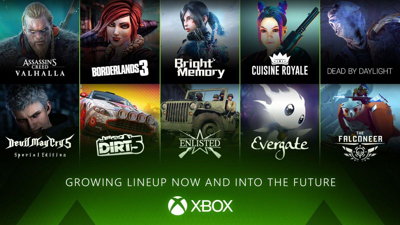Xbox Series X/S: tutta la lineup di lancio e la lista dei giochi Smart Delivery