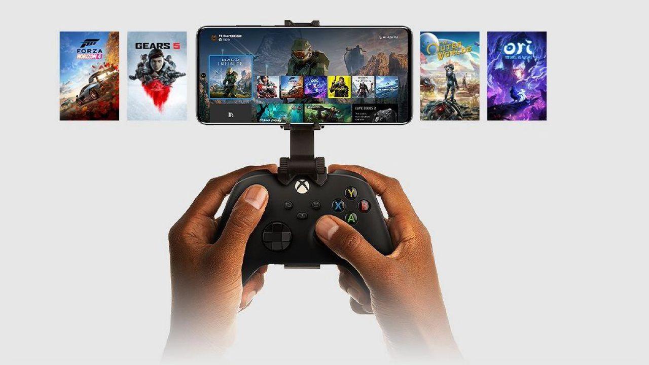 Xbox Series X/S: non solo streaming nella nuova app Android, ecco tutte le novità