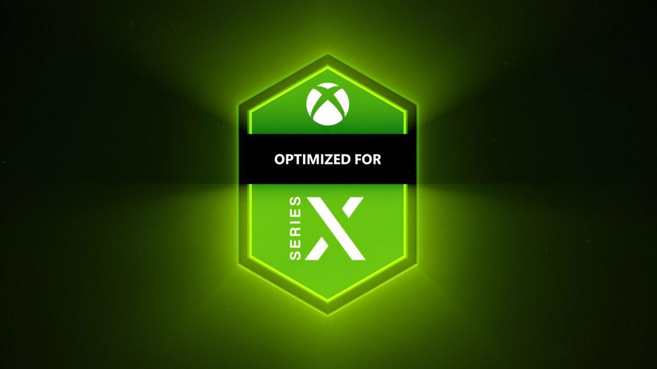 Xbox Series X: lo sapete che il bollino dei giochi ottimizzati ha la forma della console?