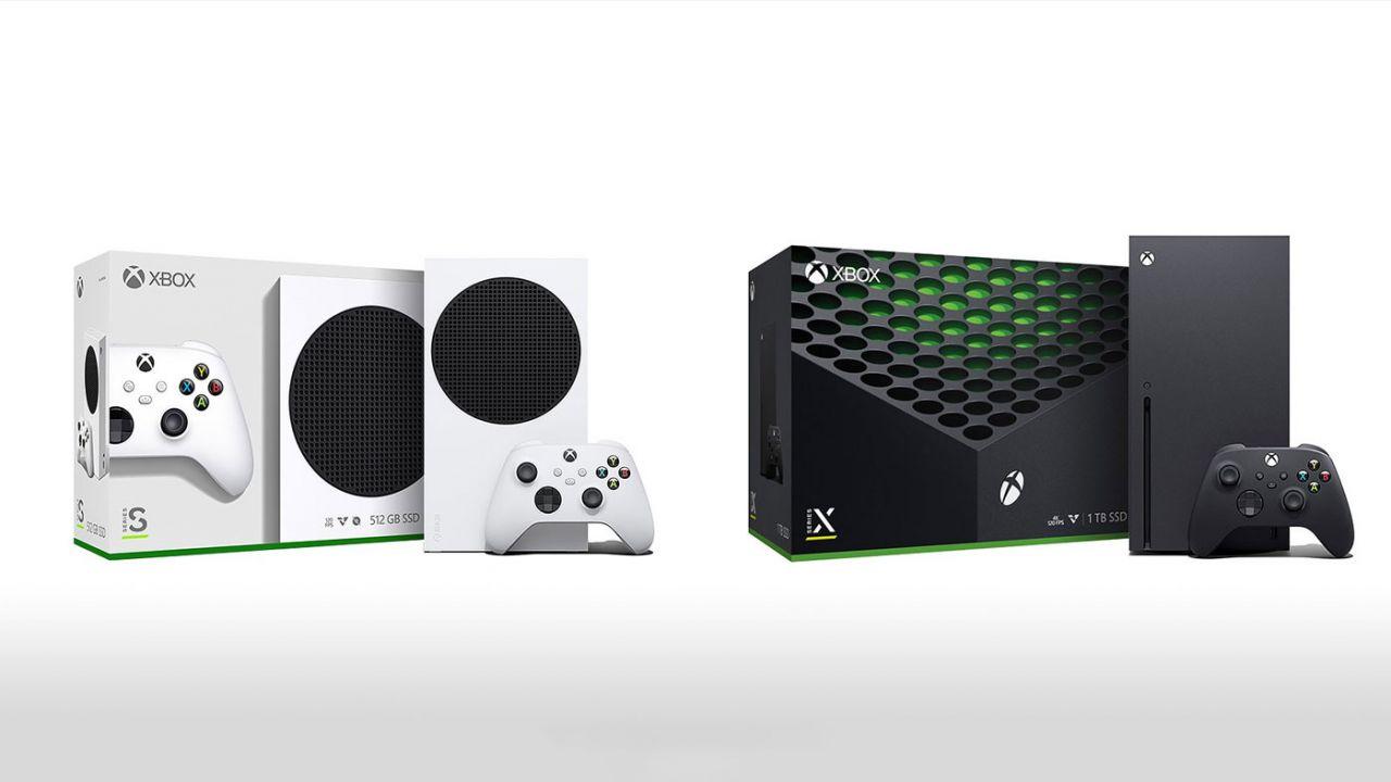 Xbox Series X e Series S: ecco il design ufficiale e il contenuto delle confezioni