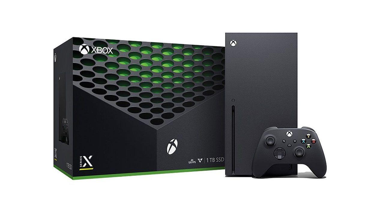 Xbox Series X sold-out su Amazon l'11 dicembre, console non più disponibile