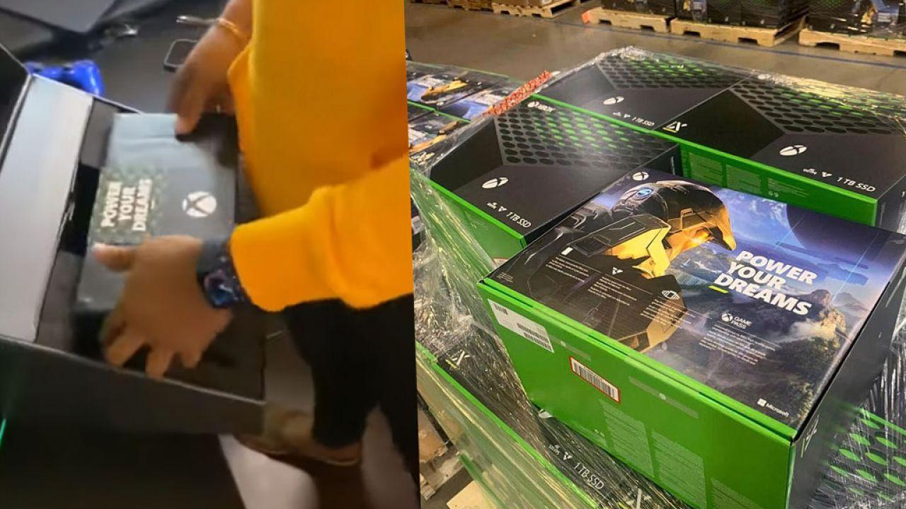 Xbox Series X vittima degli scalper: un gruppo ha accumulato 1.000 console