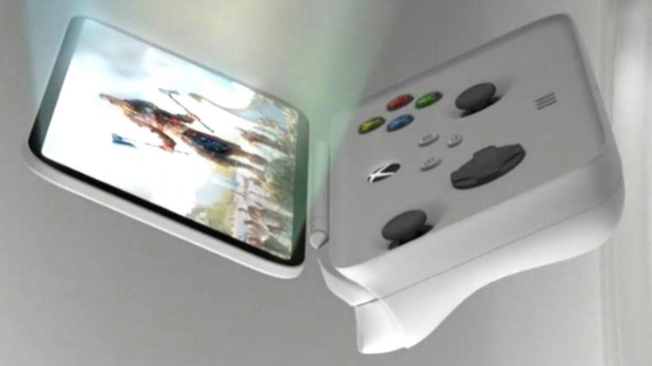 Xbox Series Z: un concept amatoriale mostra l'ipotetica console portatile Microsoft