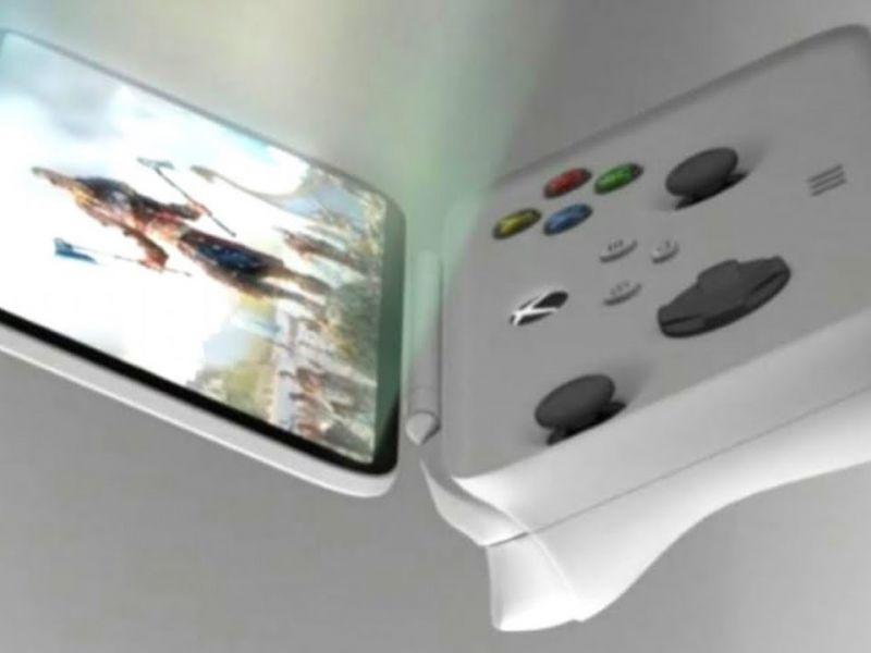 Xbox Series Z: an amateur concept shows the hypothetical Microsoft portable console