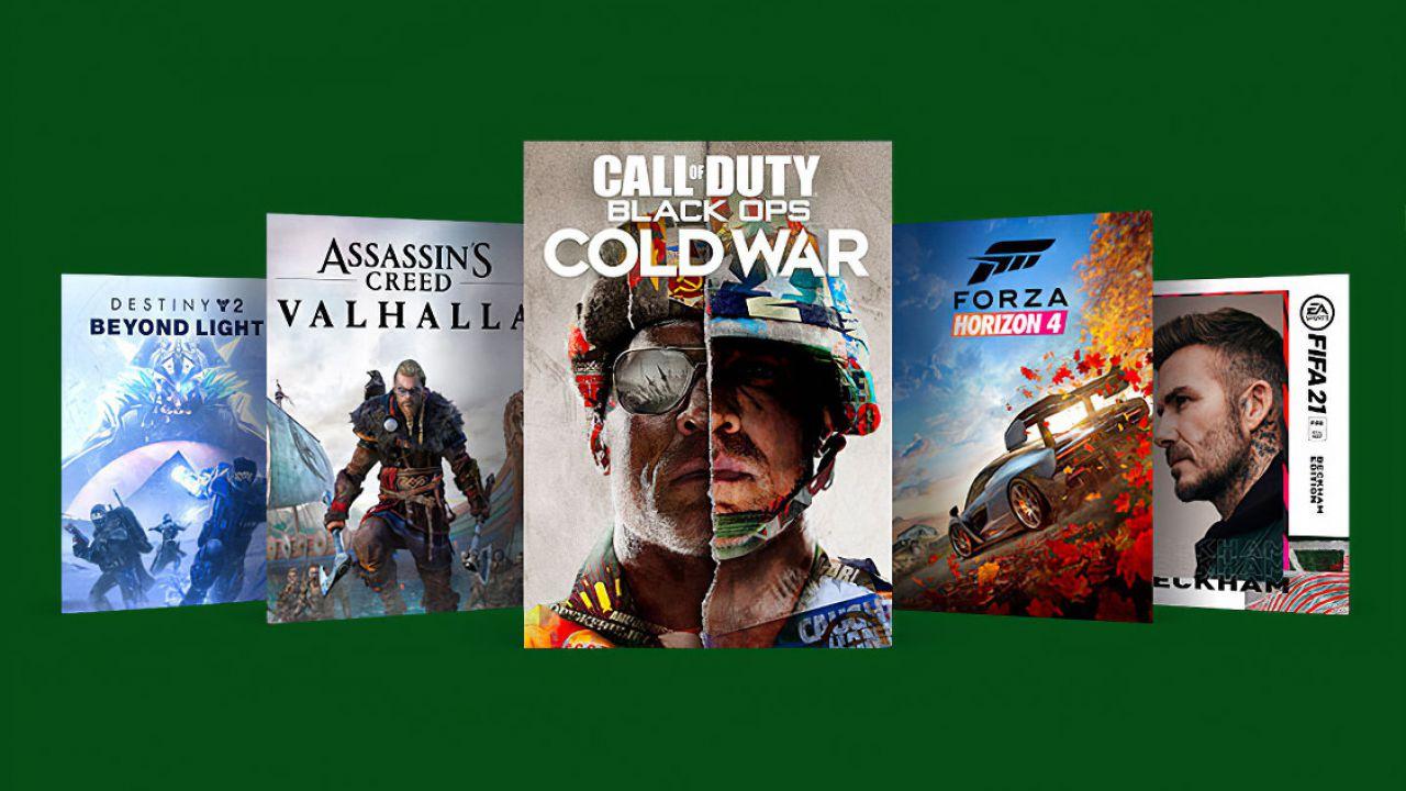 Xbox Store e gli sconti di fine anno: come ricevere 5.000 Punti Rewards o 5 euro di buono
