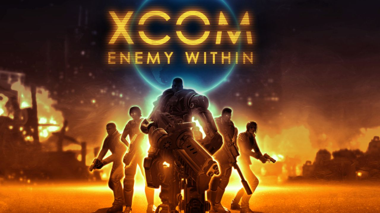 XCOM Enemy Within disponibile su App Store e Google Play