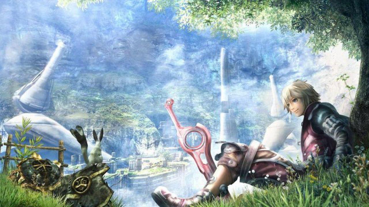 Xenoblade Chronicles, ecco degli screenshot dalla versione New 3DS