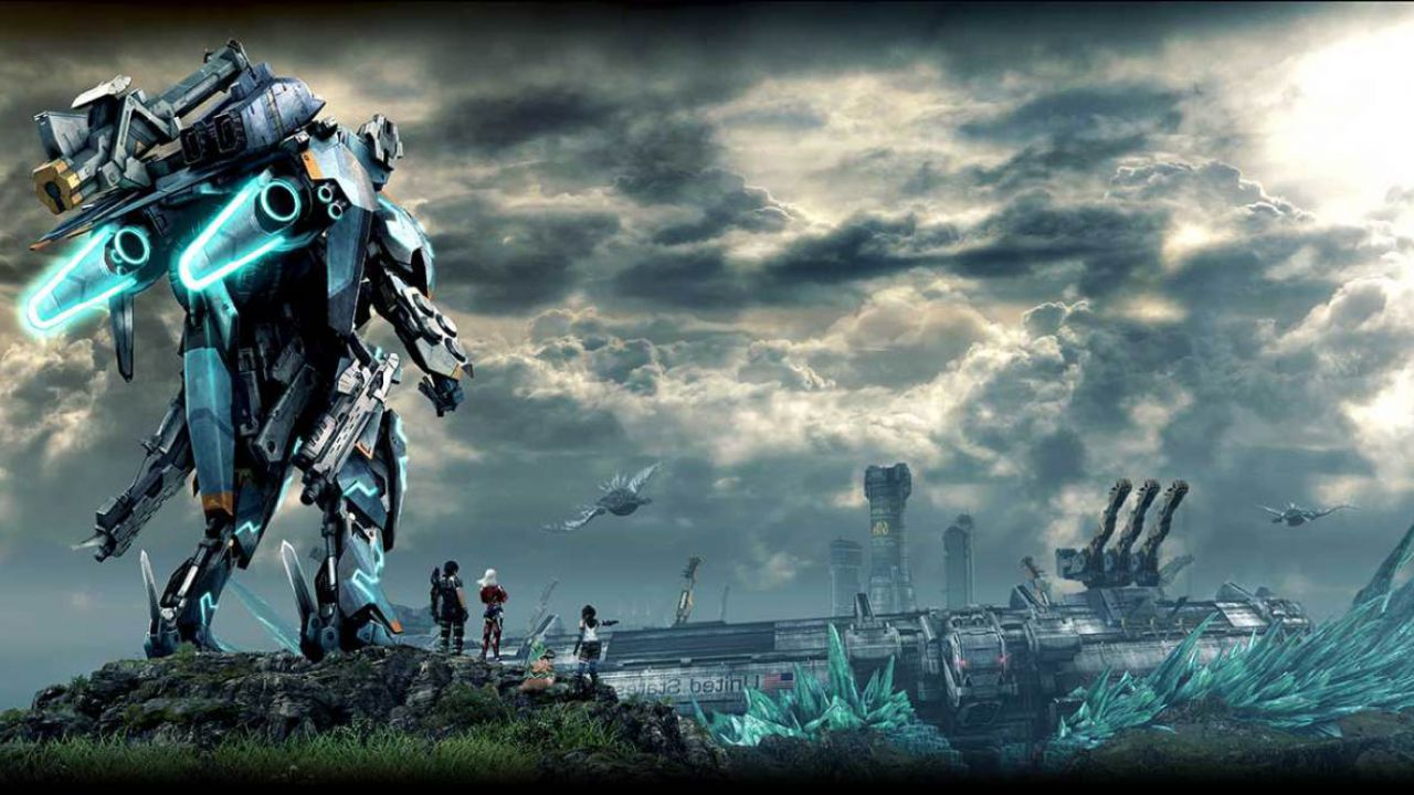 Xenoblade Chronicles X convince anche Digital Foundry