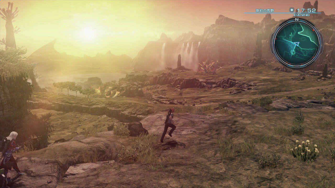 Xenoblade Chronicles X: presentazione del 6 febbraio con sottotitoli in lingua inglese