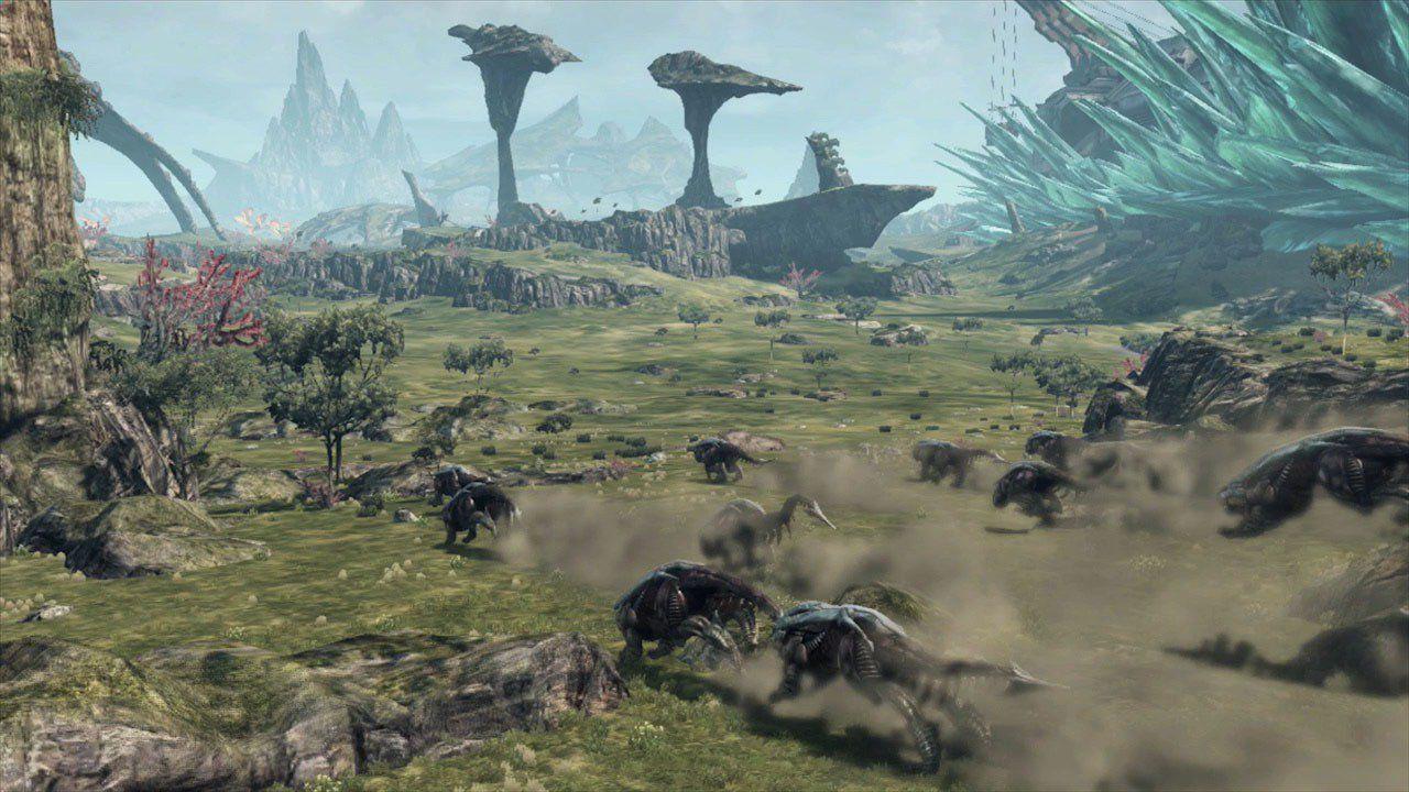 Xenoblade Chronicles X supporterà il gioco off-screen sul GamePad