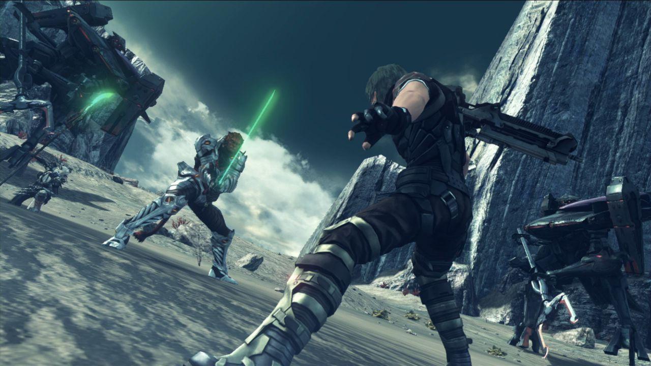 Xenoblade Chronicles X: video con 51 minuti di gameplay