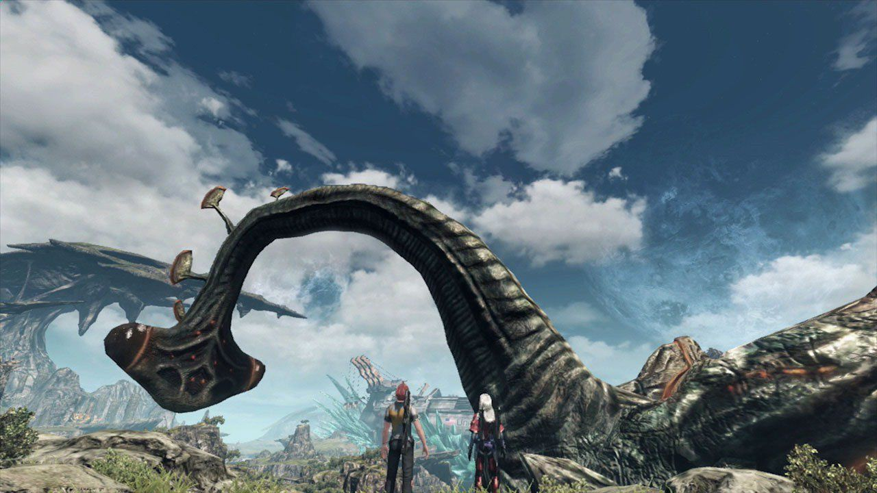 Xenoblade Chronicles X, un video mostra le ambientazioni del gioco