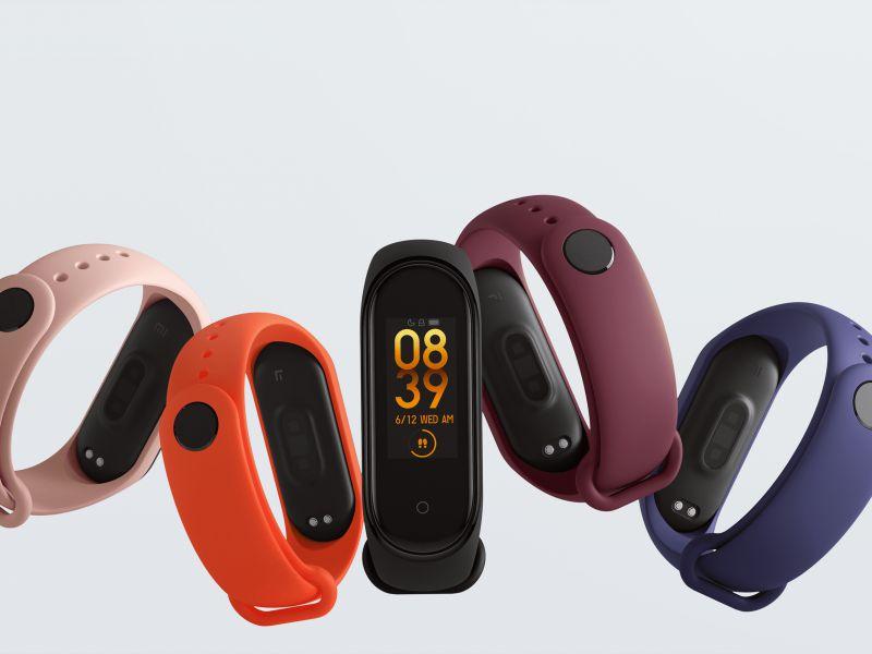 Xiaomi Mi Band 4 torna in offerta da Unieuro tra gli sconti di oggi