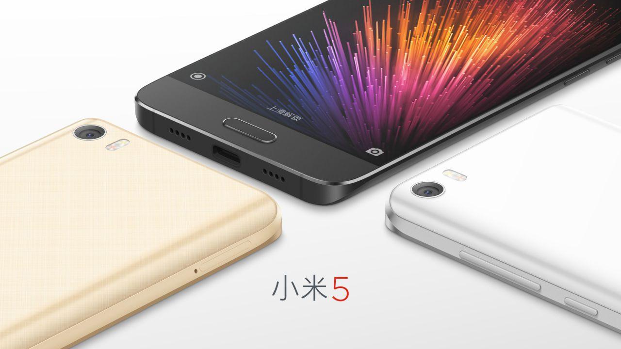 Xiaomi: l'Mi5 batte il Galaxy S7 ed il G5 nei benchmark di AnTuTu
