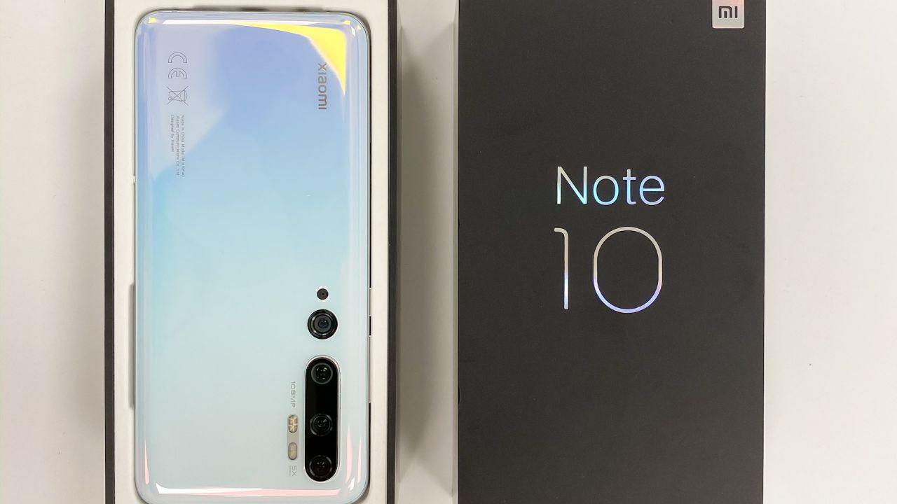 Xiaomi Redmi Note 8T ed Mi Note 10: disponibilità e prezzi in Italia