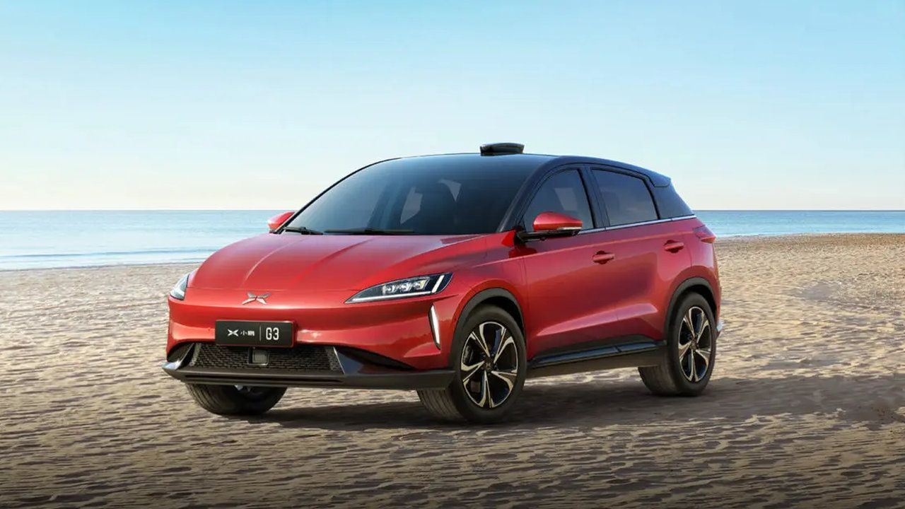 Xpeng G3: il crossover elettrico cinese debutta in Europa