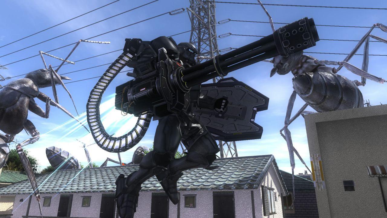 XSEED conferma l'uscita di Earth Defense Force 4.1 in Nord America