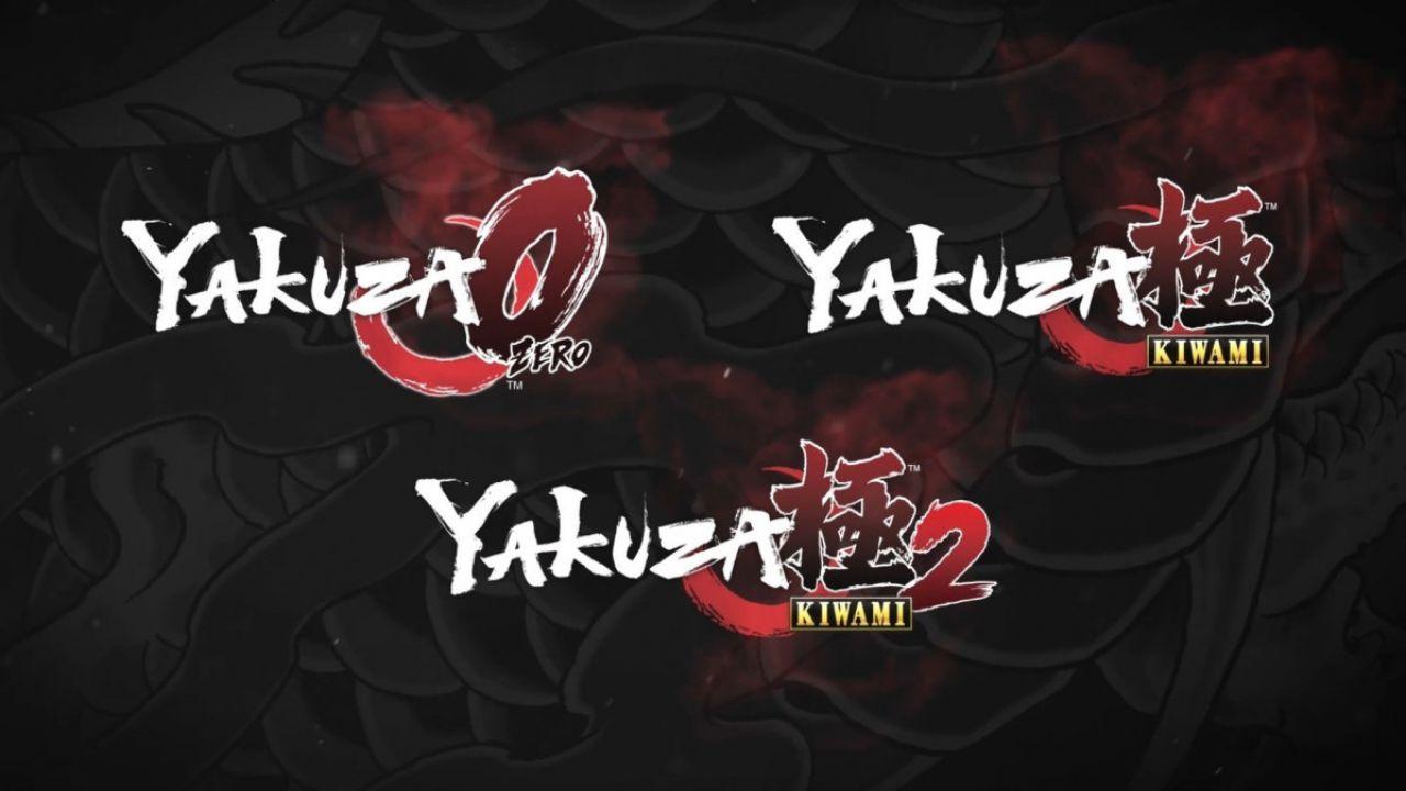 Yakuza 0, Kiwami 1 e 2 gratis nel weekend su Xbox One per gli abbonati Gold