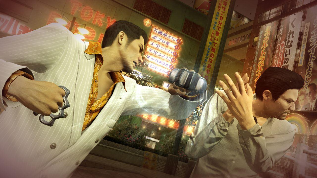 Yakuza 0: Primo video di gamelay in inglese