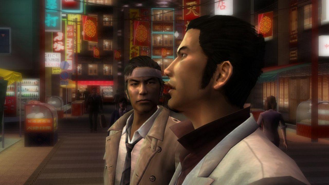 Yakuza 1&2 HD avrà una easy mode
