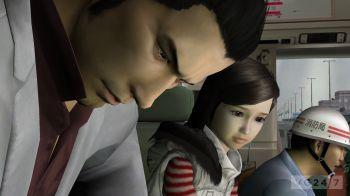 Yakuza 1&2 HD: un filmato dalla demo