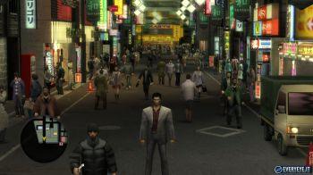 Yakuza 1&2 HD: immagini e trailer per la versione Wii U